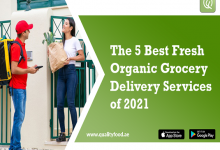 Organic Grocery Delivery Services